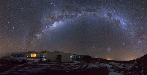 Astrophotography Adventure Chile National Radio