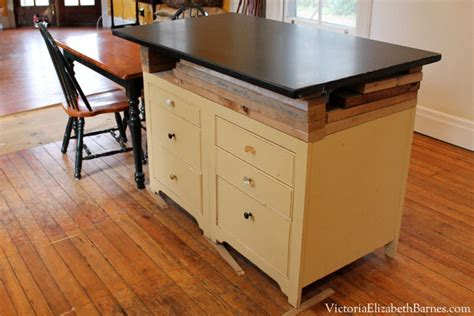 build an island from kitchen cabinets building a kitchen island with cabinets colin031 9325