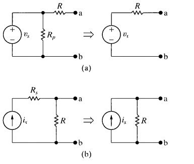 Load Why Does The Parallel Resistors With Voltage Source