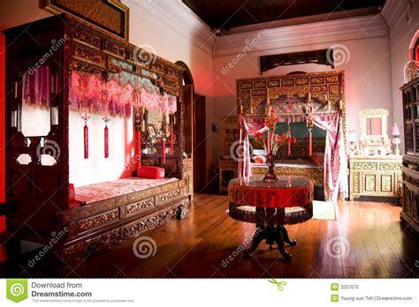 chambre chinoise vieille chambre chinoise de mariage photo libre de droits