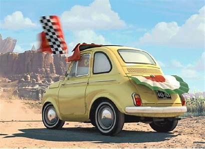Disney Cars Luigi License Movie Plates Birthday