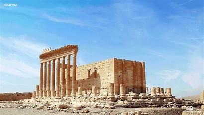 Unesco Gifs Palmyra Bel Yang Cultural Temple