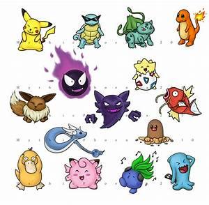 Pokemon Stickers