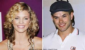 AnnaLynne McCord and Kellan Lutz Snapped Kissing