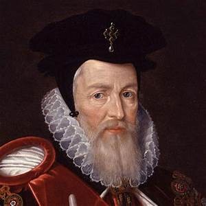William Cecil Lord Burghley 1520 1598