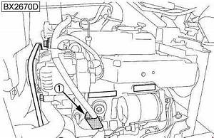 Kubota Bx1870  Bx2370  Bs2670 - Fuse Box Diagram