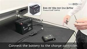 How To Install A Solar Panel Charge Controller