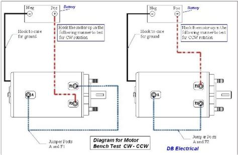 old ramsey winch parts wiring diagram and schematics