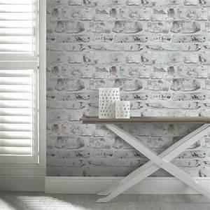 Leroy Merlin Papier Peint Brique : papier peint 3d leroy merlin perfect good gallery of ~ Dailycaller-alerts.com Idées de Décoration