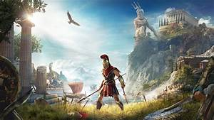Assassin's Creed Odyssey Wallpaper in 1920x1080
