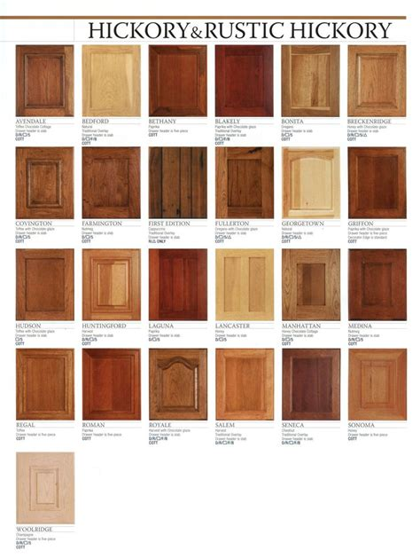 Kitchen Hair Images by Best 10 Hickory Kitchen Cabinets Ideas On