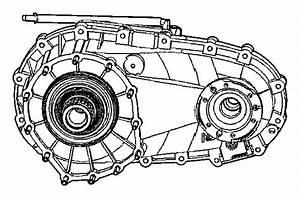 Jeep Grand Cherokee Transfer Case  Nvg146  Trac  Quadra  Active