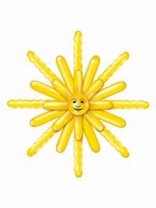 Party Deko 24 : luftballon set sonne party deko 24 teilig gelb 120cm luftballon ~ Orissabook.com Haus und Dekorationen