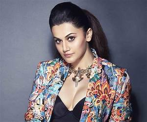 I am the hero of my films, says Taapsee Pannu- The New