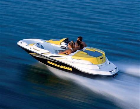 Bombardier Boats by Bombardier Sportster 4 Tec 15 215hp Speedster 150 2005