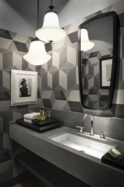 modern geometric bathroom design ideas interior god