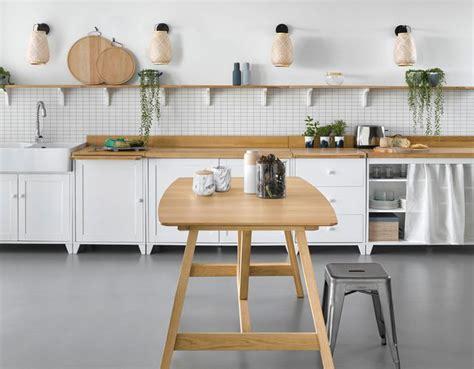 meuble cuisine sans porte relooker un meuble de cuisine nos 8 conseils pratiques
