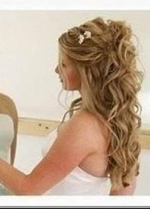 Chignon Demoiselle D Honneur Mariage : coiffure mariage cheveux longs chignon coiffure mariage wedding hairstyles for long hair ~ Melissatoandfro.com Idées de Décoration