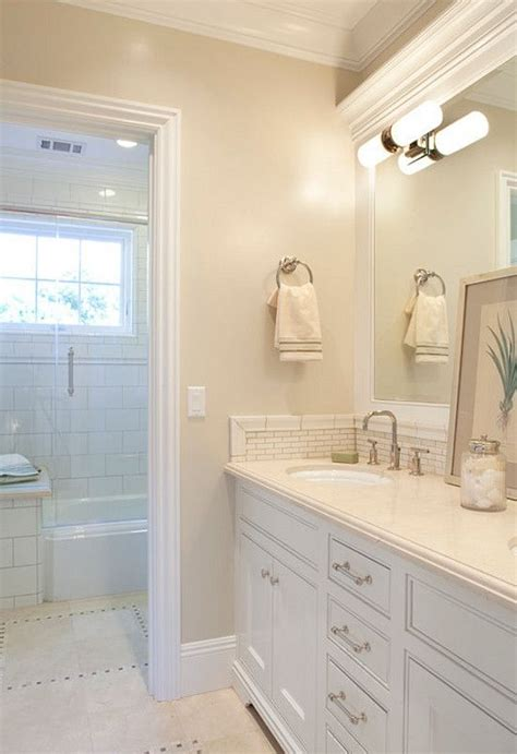 Neutral Paint Colors For Bathroom by Wall Paint Color Berber By Benjamin Trim And