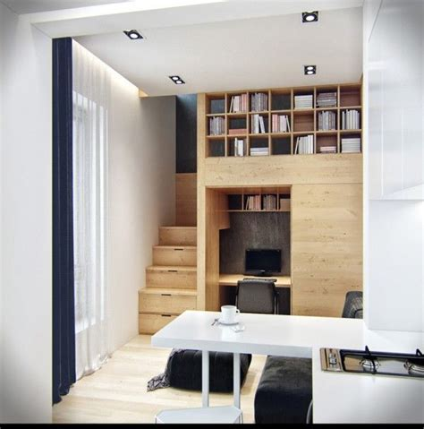 Small Apartment With Snug Storage by Small Apartment With Snug Storage Casas Peque 241 As