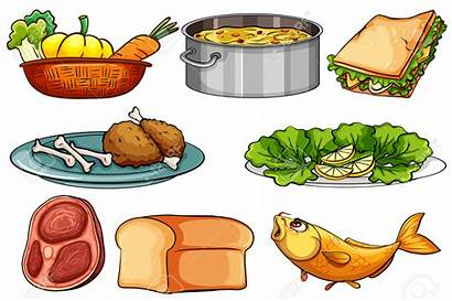 Different Kinds Clipart Snack Illustration Vector Clipground