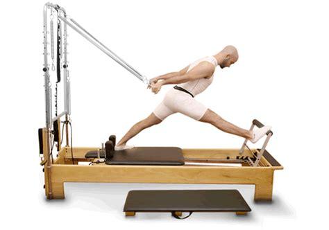 Pilates Machine Exercises