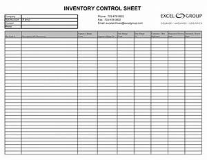 15  Free Inventory Templates  U0026 Samples In Excel Spreadsheet