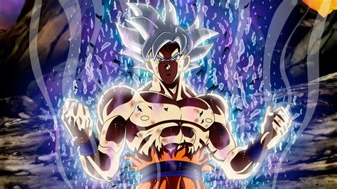 ultra instinct goku dragon ball  hd anime