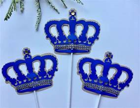 royal blue and gold baby shower crown centerpieces royal blue and gold crown royal baby