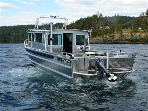 Es Boats by 32 Pilot House Aluminum Boat By Silver Streak Boats