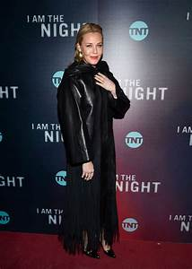 CONNIE NIELSEN at I Am the Night Premiere in New York 01 ...