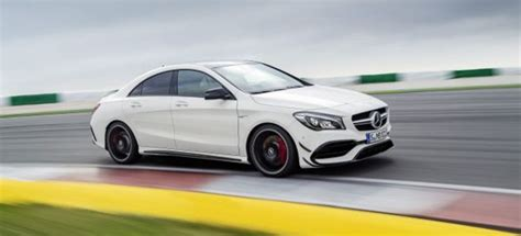 Power recline, height adjustment, cushion extension, fore/aft movement and cushion tilt. 2017 Mercedes-Benz CLA Review Release Date Specs