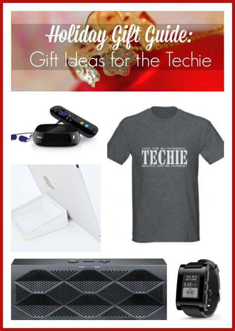 popular holiday gifts for techies gift guide gift ideas for the techie