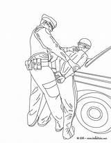 Police Coloring Officer Policeman Arresting Froggy Cartoon Thief Dressed Gets Printables Boys Gi Joe Drawing Popular Hellokids Criminal Coloringhome sketch template