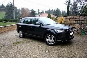 Audi 7 Places : audi q7 3 0 tdi clean quattro tiptronic 7 places presticar automobiles ~ Gottalentnigeria.com Avis de Voitures