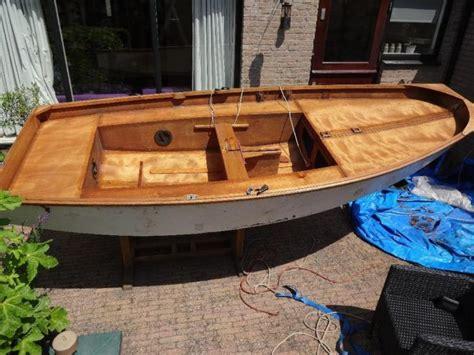 Mirror Zeilboot by Optimist Zeilboot En Roeiboot Compleet Tweedehands En