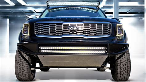 kia telluride    usa  road design