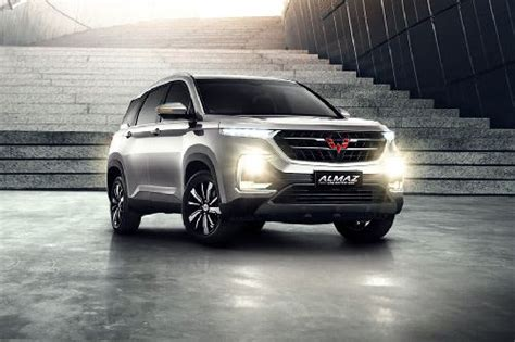 Wuling Almaz Picture by Wuling Almaz Images Check Interior Exterior Photos Oto
