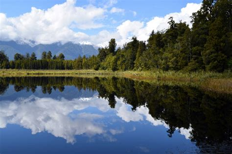 A Wander Around New Zealand's Most Reflective Lake