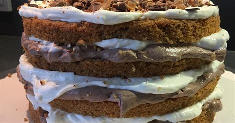 toffifee torte rezept toffifee torte quot cake quot pvg131 ein thermomix