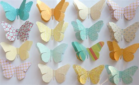 See more ideas about butterfly wall, butterfly wall decor, butterfly. Paper butterflies decorations ~ Funny Wallpaper