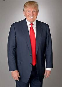 Why is Trump constantly pulling his ill-fitting suit coat ...