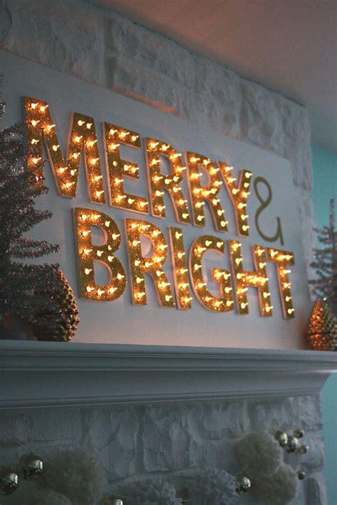 light up marquee diy lights
