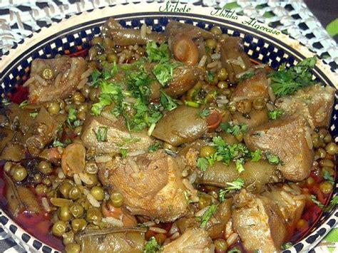 cuisine algeroise tbikha algéroise à découvrir