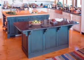island kitchen cabinet redirecting