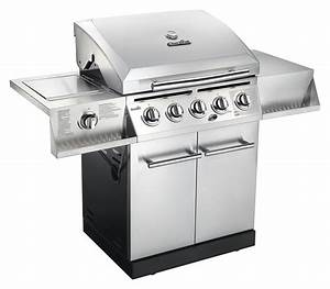Help For Gas Grill With Sideburner