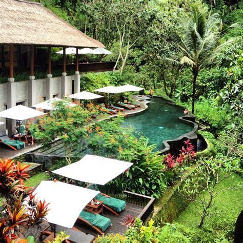 Balis Tropical Paradise Ubud Resort by Ubud Resort Sandwiched Between Two Sacred Rivers