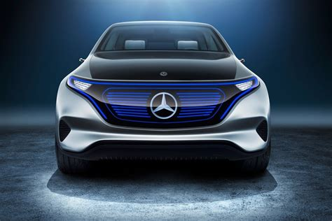 Mercedesbenz Generation Eq Concept (2016)  Авто фото