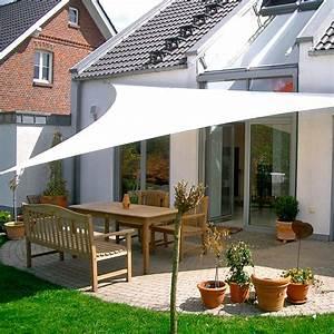 Markisen Und Sonnensegel : sonnensegel dreieck wasserdurchl ssig in 6x6x6m online bestellen pina ~ Markanthonyermac.com Haus und Dekorationen