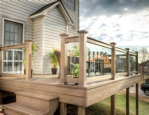 1000 ideas about pvc decking on decks vinyl railing and railings